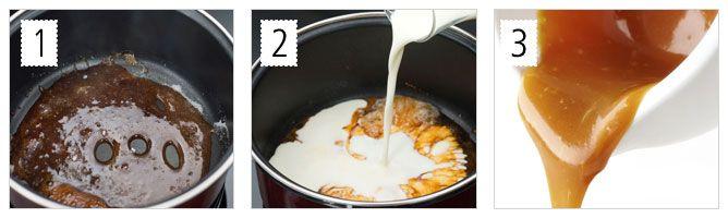 Cómo hacer toffee o salsa de caramelo
