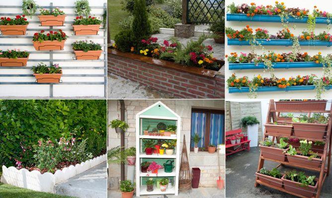 trabajos de bricolaje para la jardiner a hogarmania