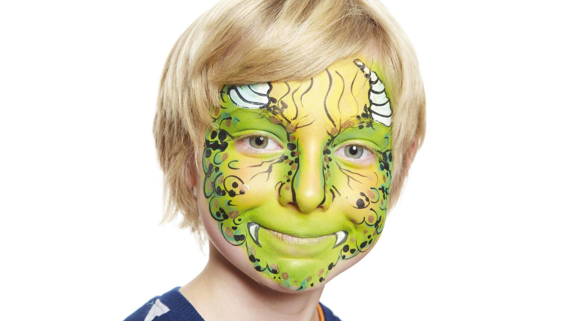 maquillaje halloween monstruo