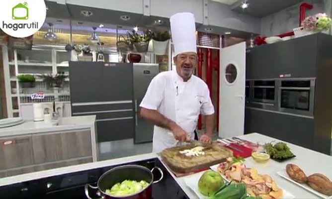 Karlos argui ano habla de las tarjetas en negro karlos for Programas de cocina en espana