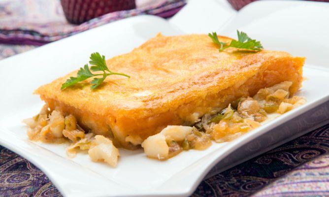 Receta de pastel de bacalao y patatas karlos argui ano for Cocina bacalao con patatas