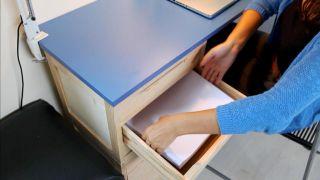 Hacer un escritorio a medida