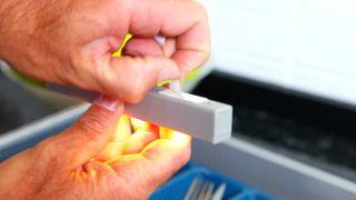 Iluminación automática de cajones