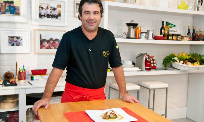 Las recetas de bruno oteiza del 2 al 6 de febrero de 2015 - Cocina con bruno ...