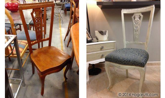 Trabajos de la comunidad de decoraci n sobre c mo - Restauracion de sillas ...