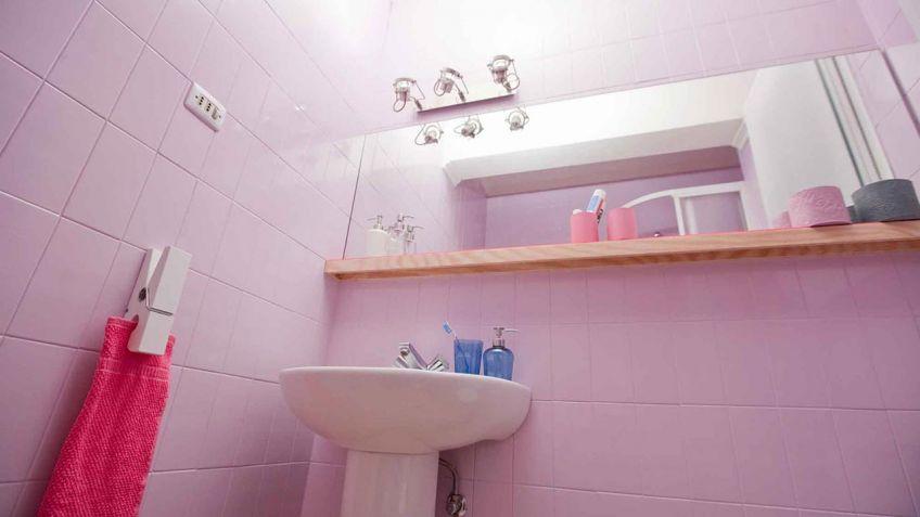 Modernizar un baño pequeño sin hacer obras - Decogarden