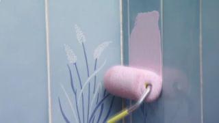 Modernizar un baño pequeño sin hacer obras - Paso 2