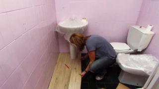 Modernizar un baño pequeño sin hacer obras - Paso 3