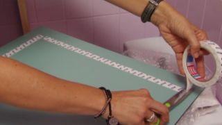 Modernizar un baño pequeño sin hacer obras - Paso 4