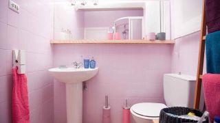 Modernizar un baño pequeño sin hacer obras