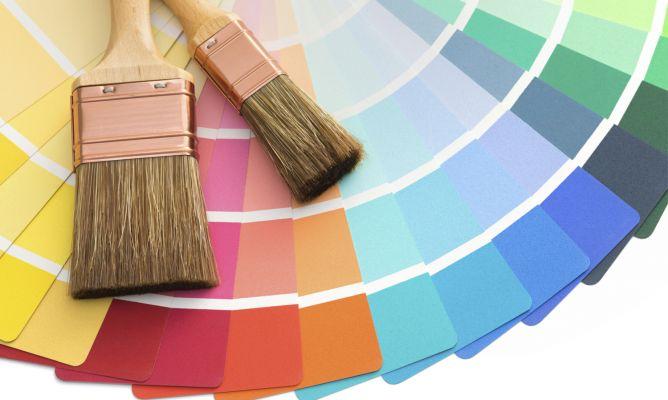 La regla 60 30 10 para combinar colores hogarmania for Como combinar colores de pintura