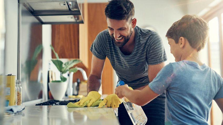 Como limpiar elegant como limpiar with como limpiar - Como limpiar una casa ...