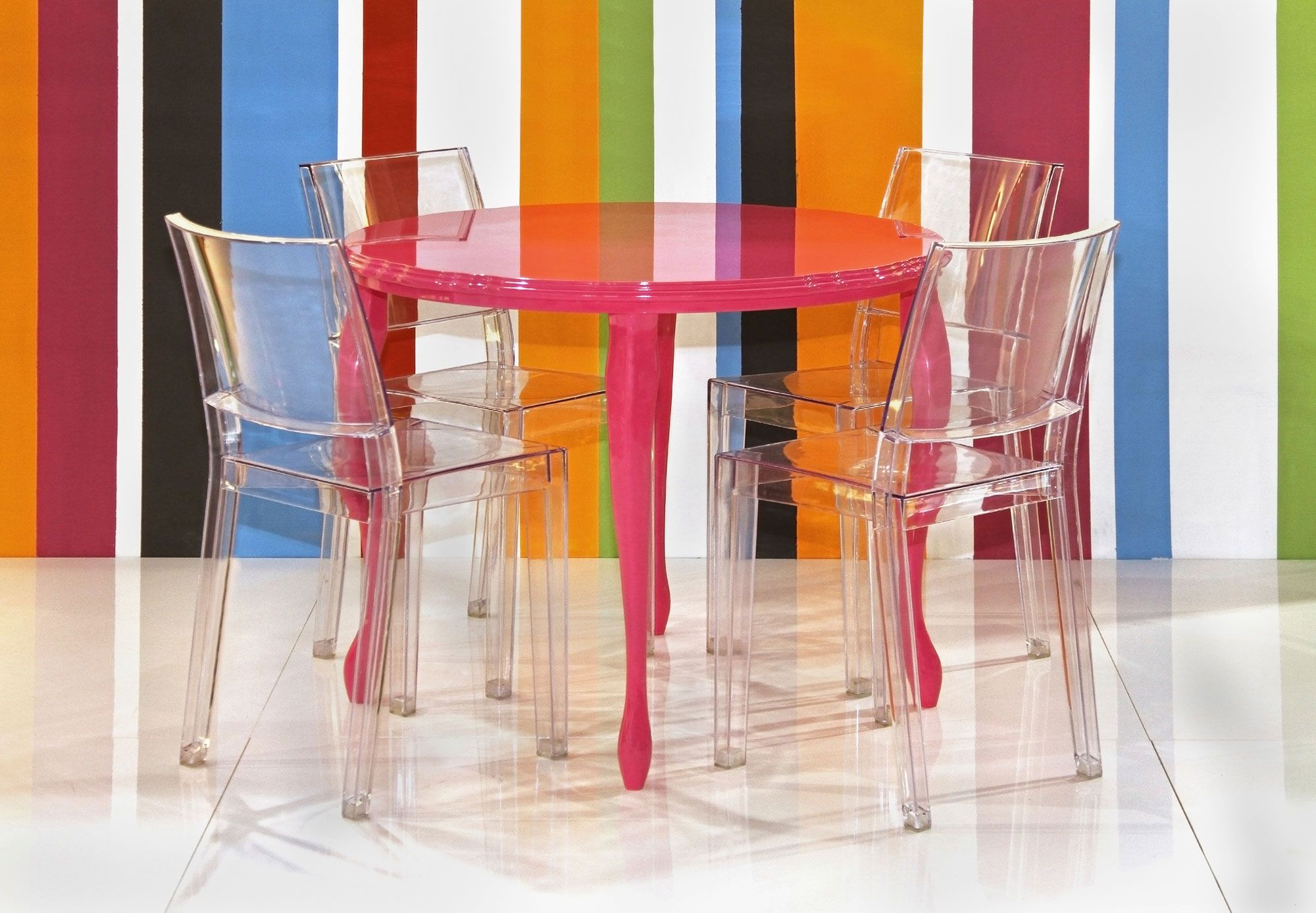 4 estilos de muebles de comedor