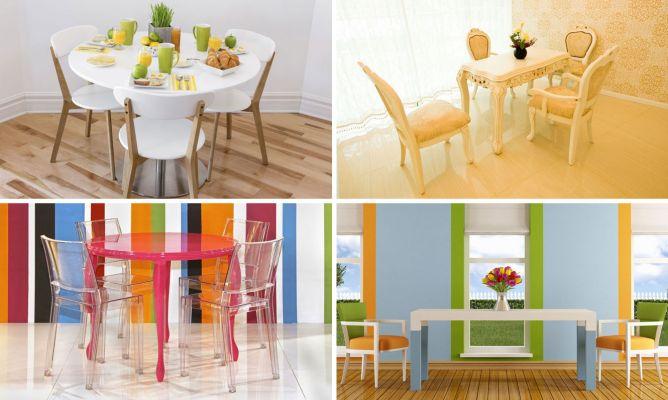 4 estilos de muebles de comedor   hogarmania