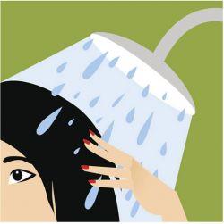 teñir raíces de pelo con canas - paso 5