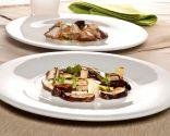 Receta de Hongos al horno y hongos a la plancha