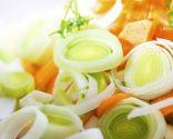 Receta para introducir las verduras en la dieta