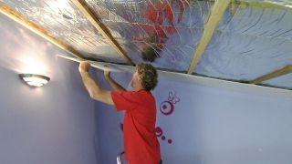 Revestimiento de techo