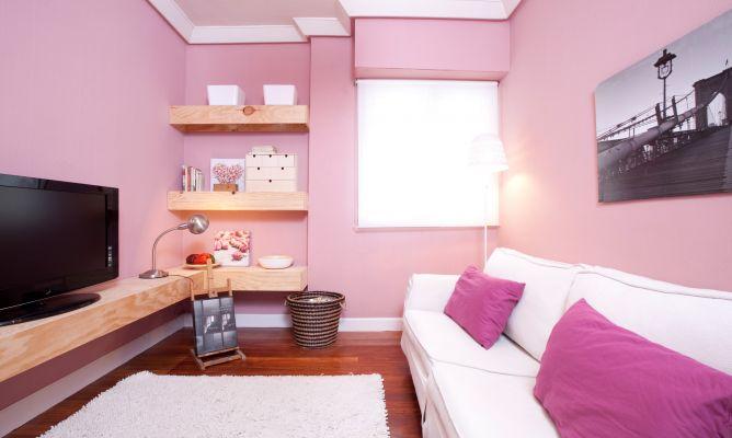 Decorar una sala peque a decogarden for Como decorar una sala comedor pequena