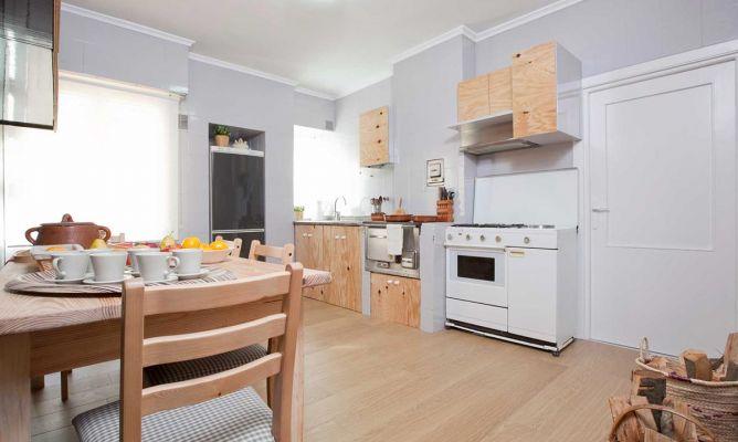 Cocina r stica renovada decogarden - Como disenar una cocina rustica ...
