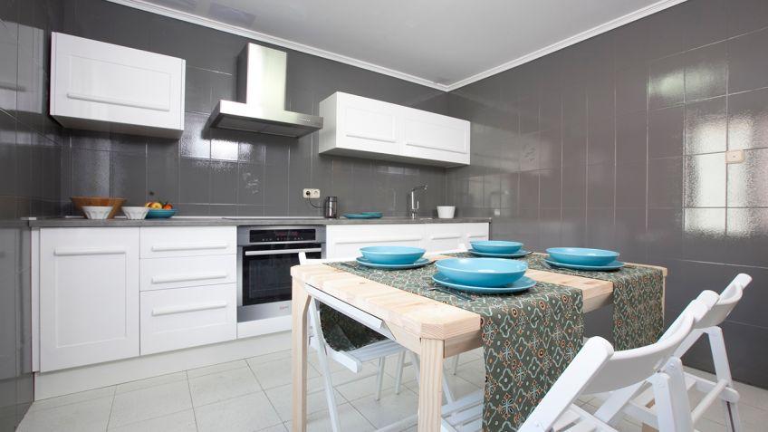 Cocinas funcionales cocinas funcionales diseo de for Muebles de cocina funcionales