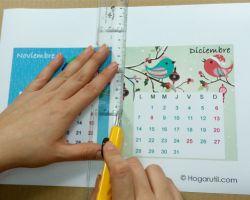 Calendario de mesa 2015