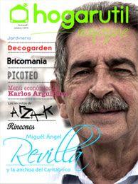 Portada Hogarmania Magazine nº 1