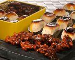 Receta de Mazapanes y nueces garrapiñadas