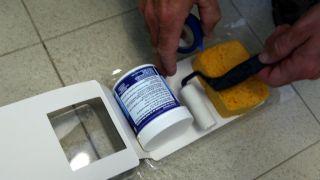 Barniz antiderrapante o antideslizante