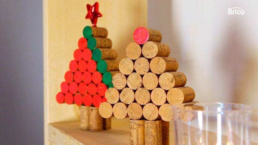 Manualidades Para El Hogar Navidad.Decoracion En Navidad
