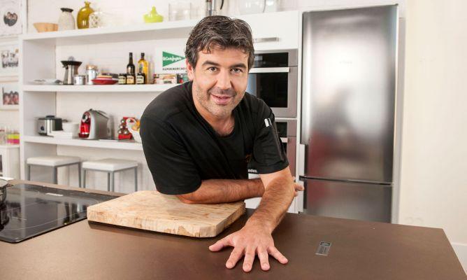 Las recetas de bruno oteiza del 18 al 22 de mayo de 2015 - Cocina con bruno ...