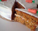 Carrot cake o pastel de zanahoria