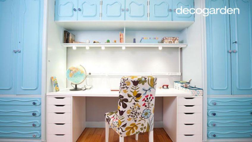 10 ideas para decorar un estudio - Decogarden