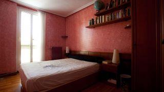 Dormitorio bohemio en gris - Paso 1