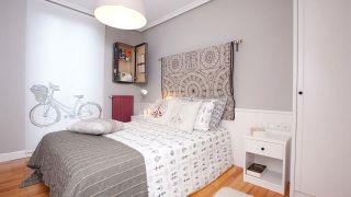 Dormitorio bohemio en gris - Paso 8
