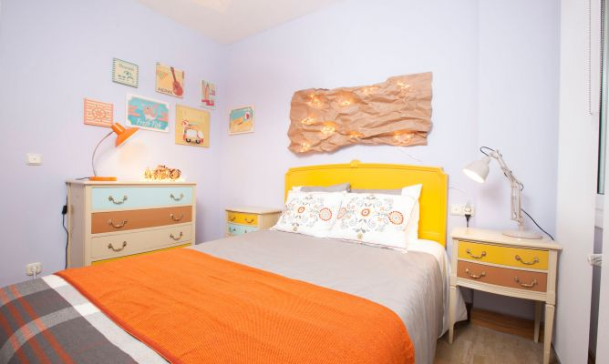 Decorar dormitorio con colores c lidos decogarden for Dormitorios colores calidos