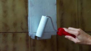 Cómo modernizar baño de manera fácil y barata - Paso 2