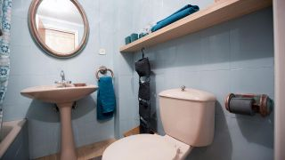 Cómo modernizar baño de manera fácil y barata - Paso 8