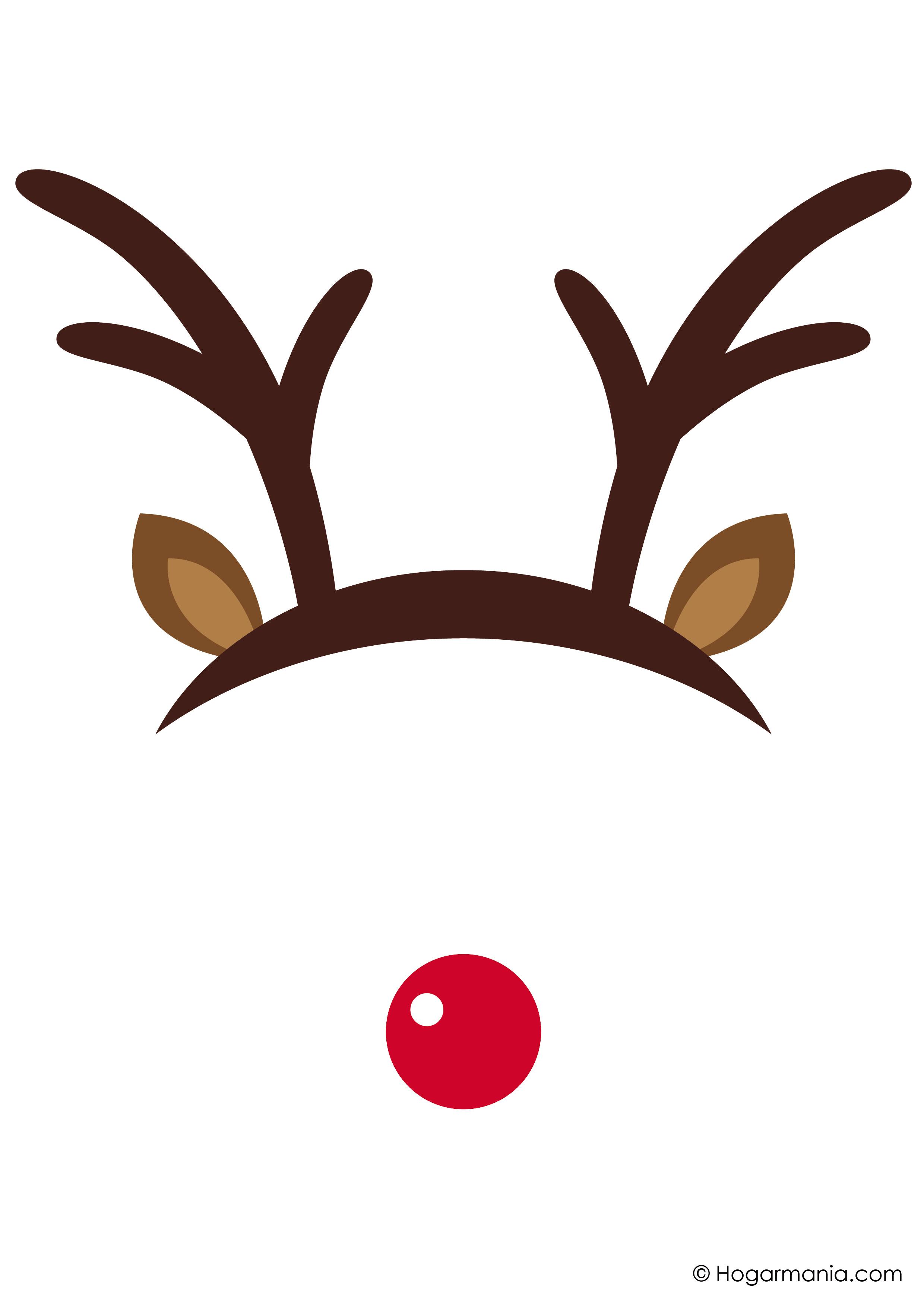 Kit descargable para hacer un photocall de Navidad - Hogarmania