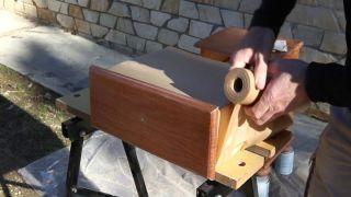 Renovar una mesita de madera
