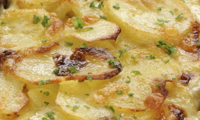 Receta de patatas al horno karlos argui ano - Recetas de bogavante al horno ...