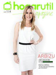 Portada Revista Hogarmania Magazine nº4