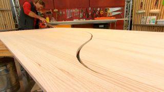 Cómo hacer un diván de madera