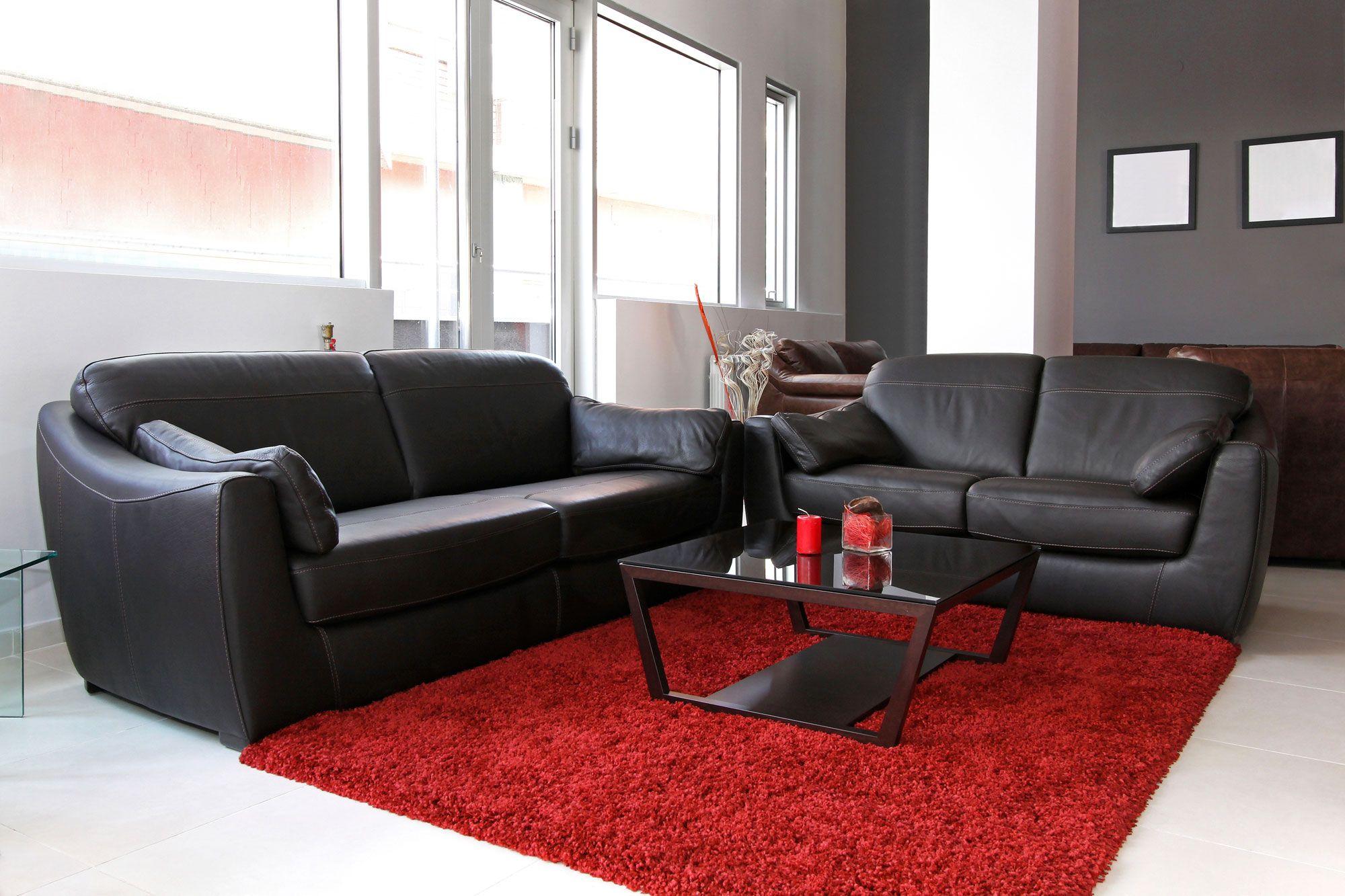 Cómo combinar un sofá negro - Hogarmania