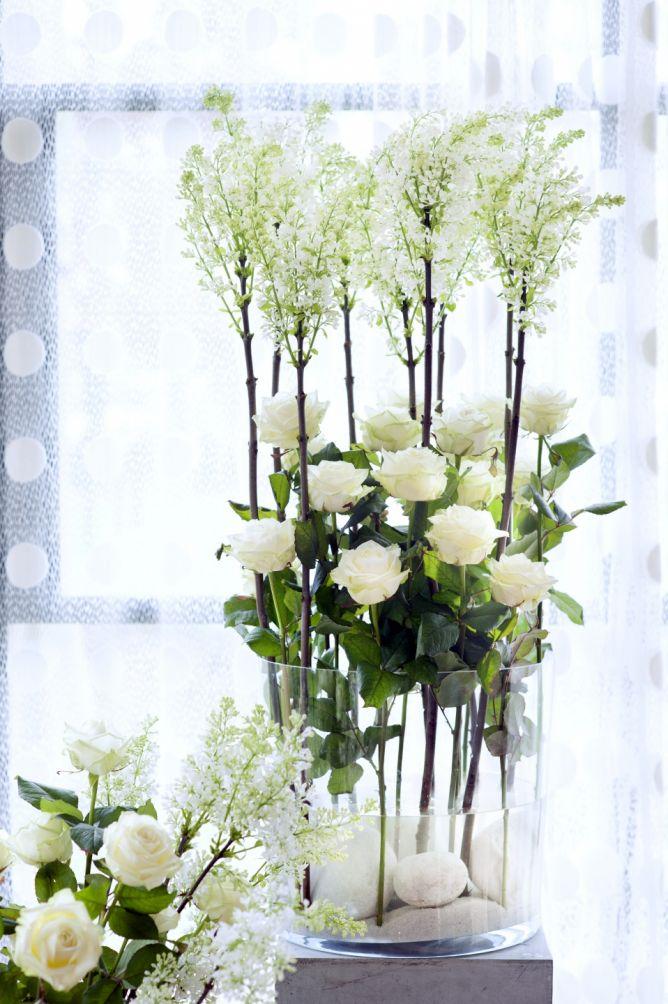 Cuidados de los ramos de rosas