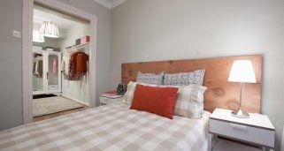 decorar un dormitorio con vestidor