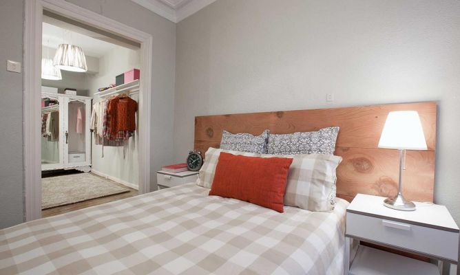 Decorar un dormitorio con vestidor decogarden for Hogarmania com decoracion