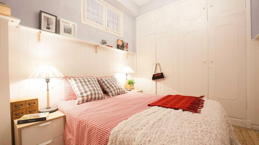 Como decorar el dormitorio de matrimonio como decorar un for Como decorar un dormitorio de matrimonio