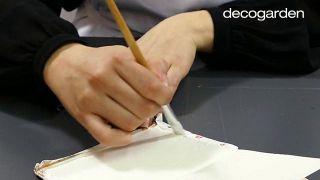 Cómo decorar una libreta o cuaderno - Paso 5