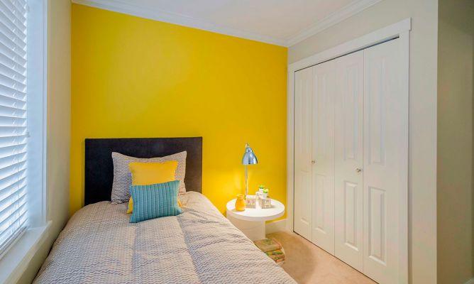 Dormitorio peque o sencillo y juvenil hogarmania - Como pintar dormitorio juvenil ...